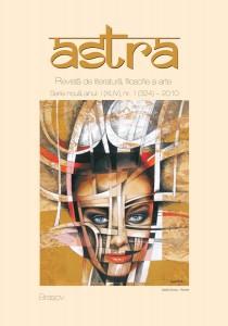 Coperta Astra 1-2/2010