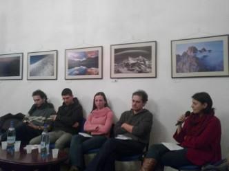Lansare Teodora Coman si Dmitri Miticov
