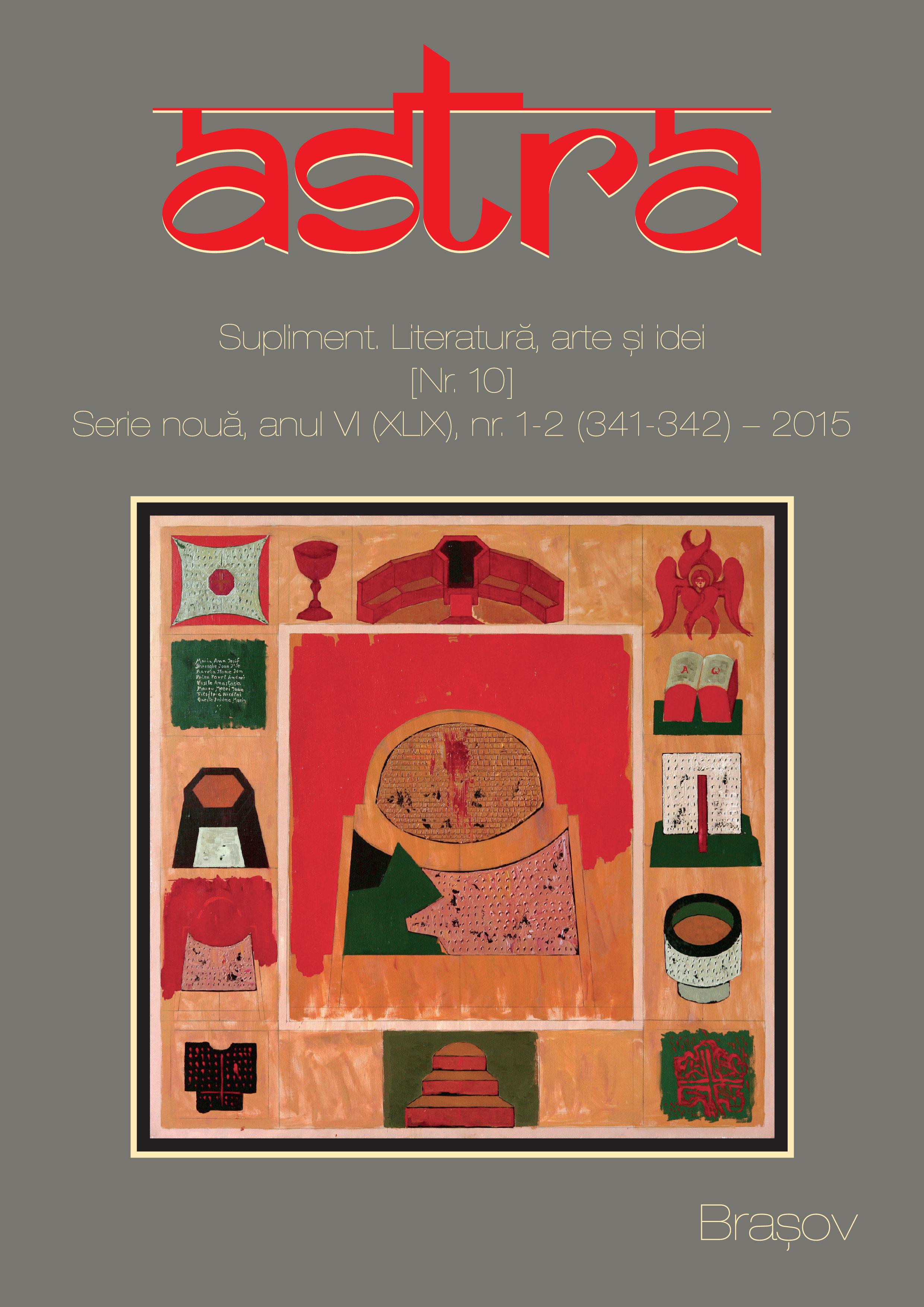 Redactia Astra 1-2/2014