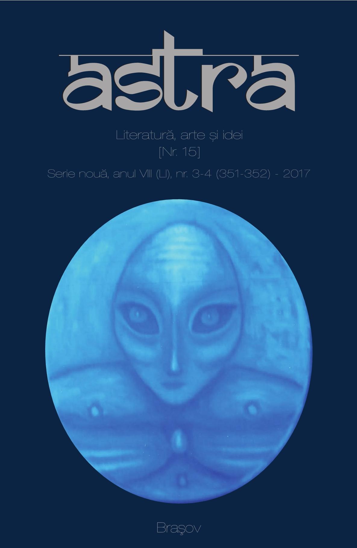 Coperta Astra 3-4/2017