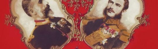 Carol de Hohenzollern-Sigmaringen (carte poştală, 1906)