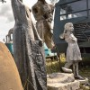 Talicy, Rusia: Simbolurile epocii Stalin într-un muzeu de istorie