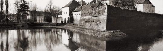 1964: Vedere generală – latura nord-est (foto M. Gheorghe, Arhiva Institutului Naţional al Patrimoniului – Fototeca D.M.I.)