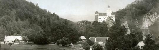 Branul văzut dinspre nord, aprox. 1886
