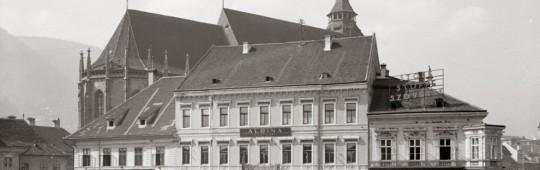Piaţa Sfatului, aprox. 1938
