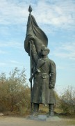 Budapesta, monumentul din bronz al Armatei Roşii