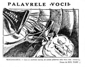 """""""Scânteia Tineretului"""", 21 aprilie 1950"""