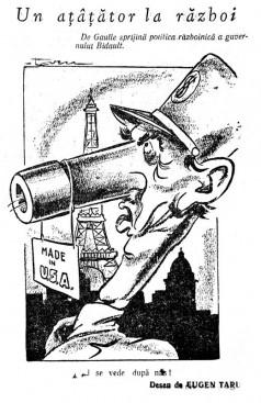 """""""Scânteia Tineretului"""", 9 aprilie 1950"""