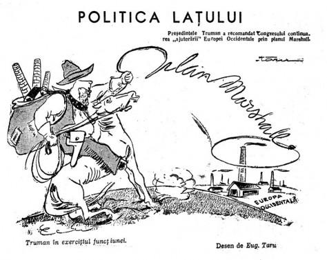 """""""Scânteia Tineretului"""", 9 ianuarie 1950"""