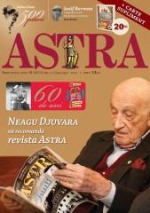 Coperta revista Astra nr. 1-2/2012