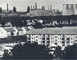"""Stalinstadt – Combinatul Metalurgic (""""Femeia"""", octombrie 1960)"""