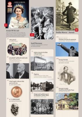 Cuprins revista Astra nr. 1-2/2012