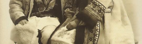 Otilia Mihail şi Şerban Lascăr Oteteleşanu, 1916
